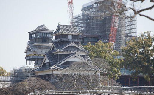 ~熊本地震から5年~ えがお復興あかり