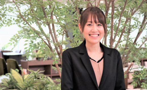 【女性活躍社員に聞く】~健康を支え続け、未来を創る仕事をしたいと思った~