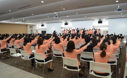 【社内行事】第31期下期クルー総会が行われました!